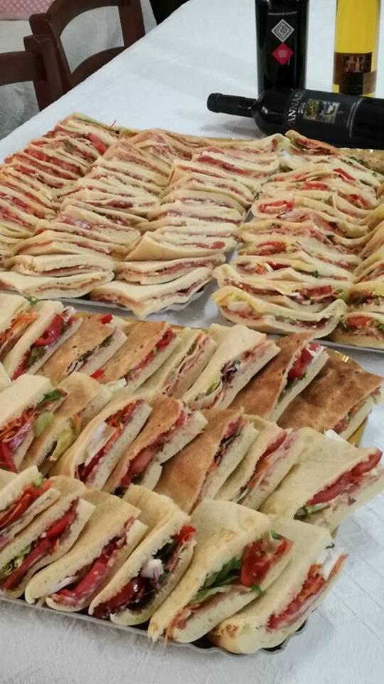 Sandwich di spianata
